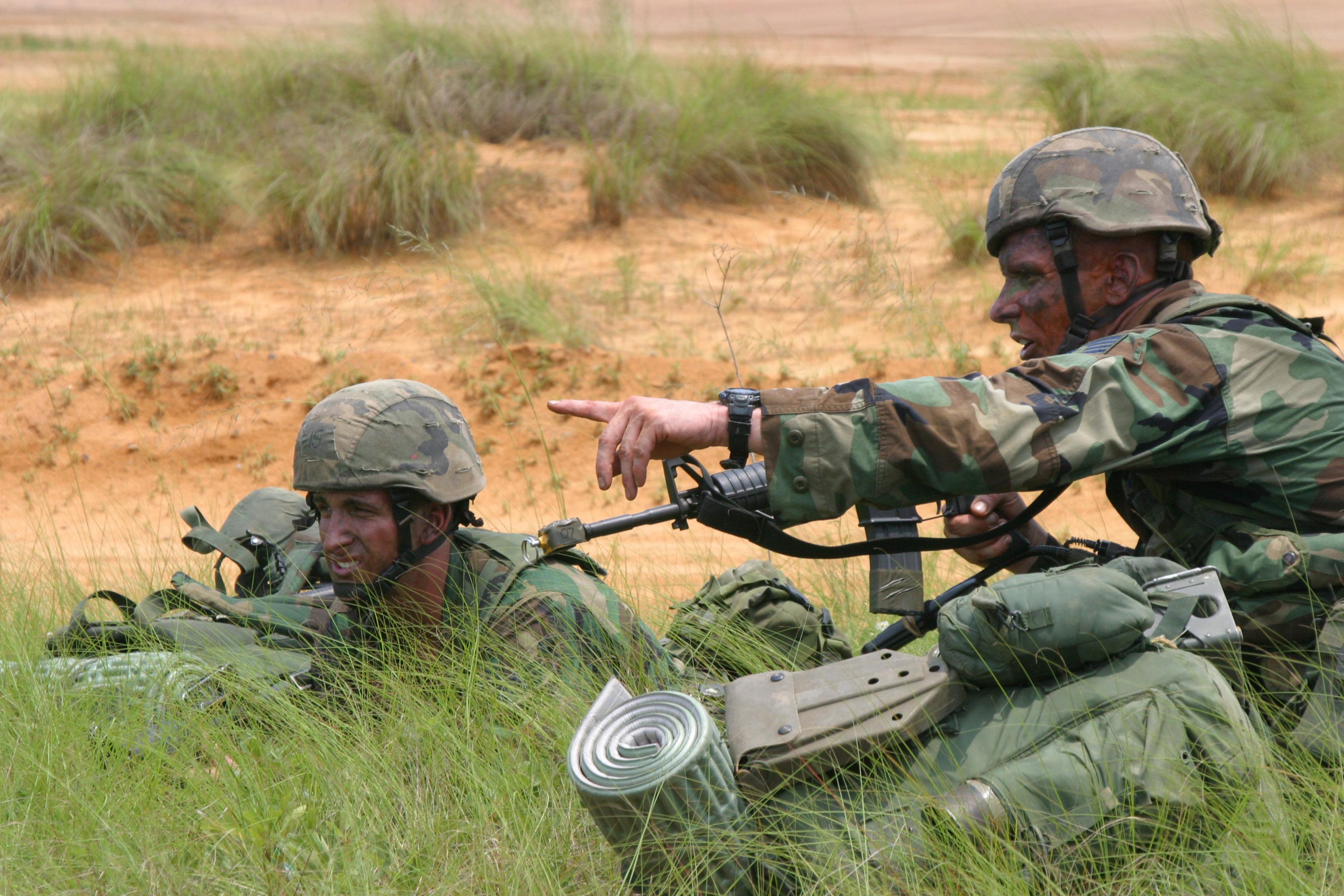 86121c06ed66 Airmen train to wear scarlet beret > U.S. Air Force > Display