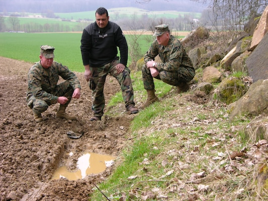 Remains discovered at Belleau Wood > Marine Corps Forces ...