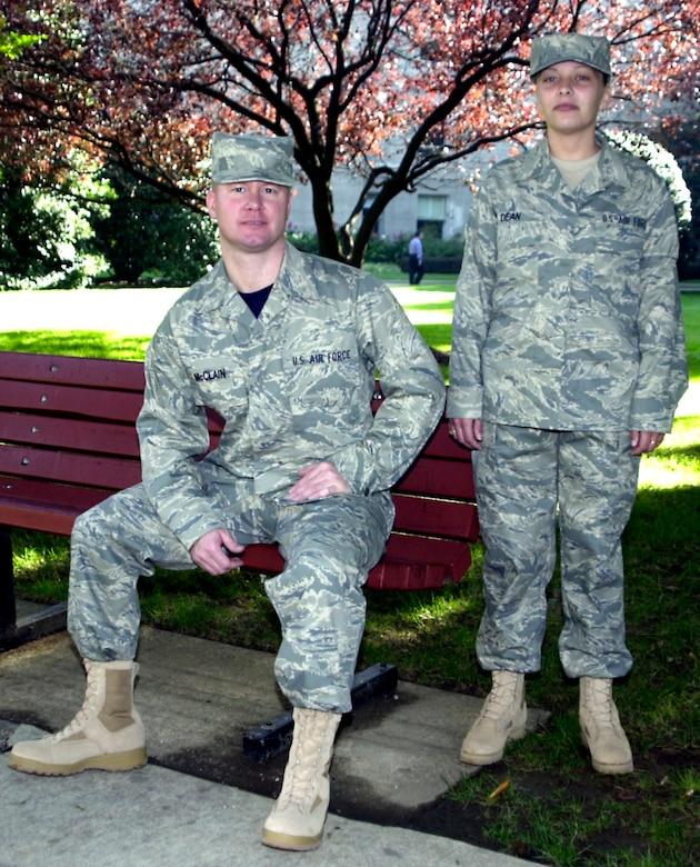 Air Force finalizes new utility uniform > U.S. Air Force