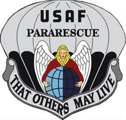 Pararescue Career Field Artwork