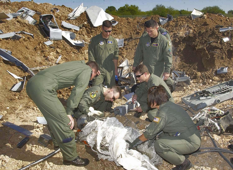 Mishap Investigation Training Changes Course > U.S. Air