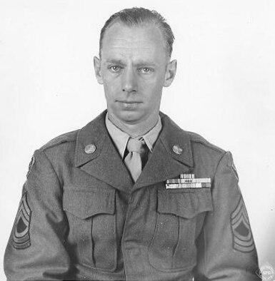 HANSCOM AIR FORCE BASE, Mass. (AFMCNS) - Retired Master Sgt. Ed Horton (Courtesy photo)