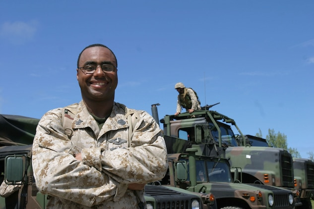 Opportunities sway Sailor to remain > Marine Corps Base ...
