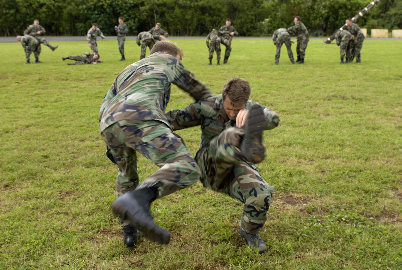 Close-combat skills