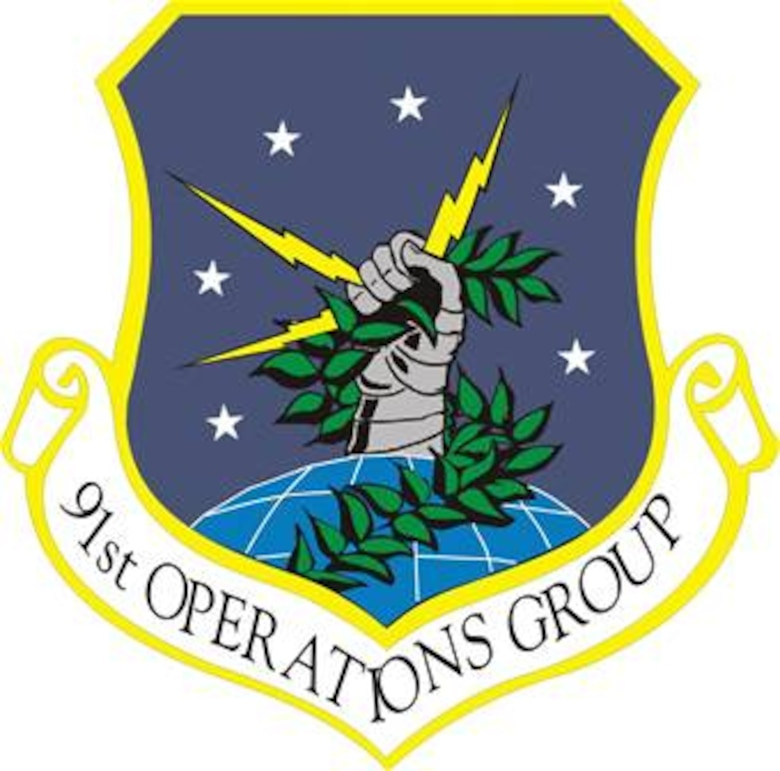 91st Operations Group (U.S. Air Force Graphic)