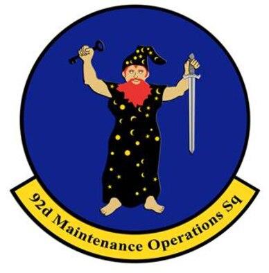 92nd Maintenance Operations Squadron