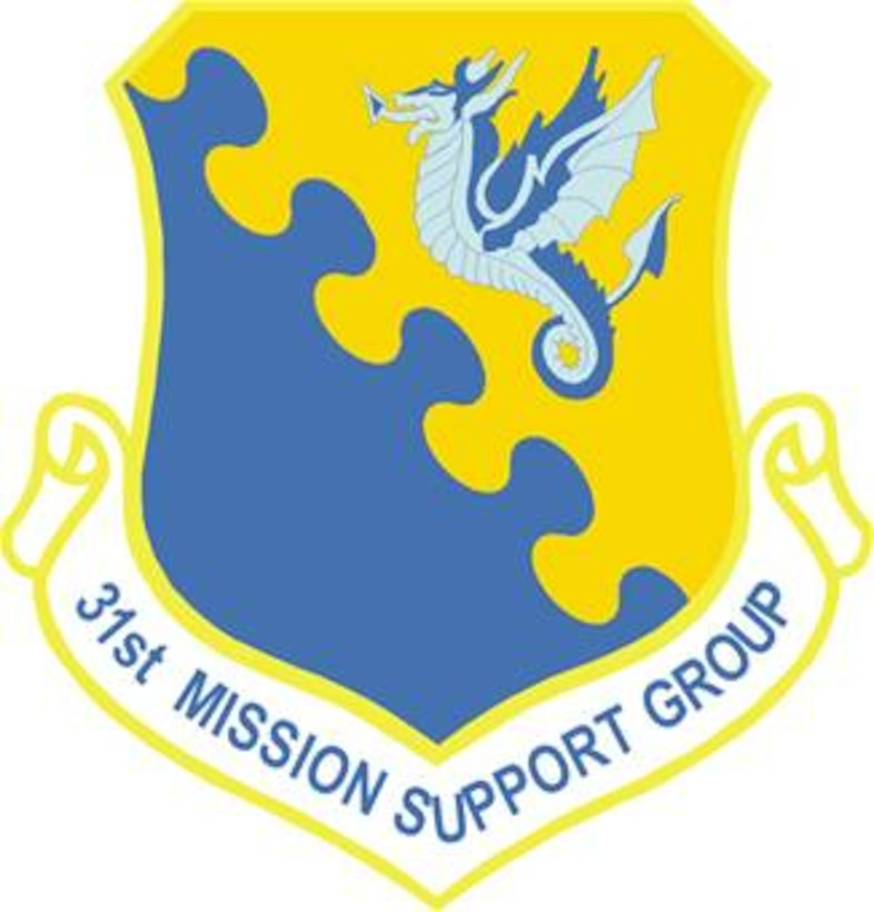 31st Mission Support Group
