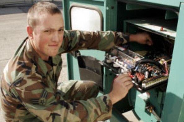 Senior Airman Robert Terry: 366th Civil Engineer Squadron