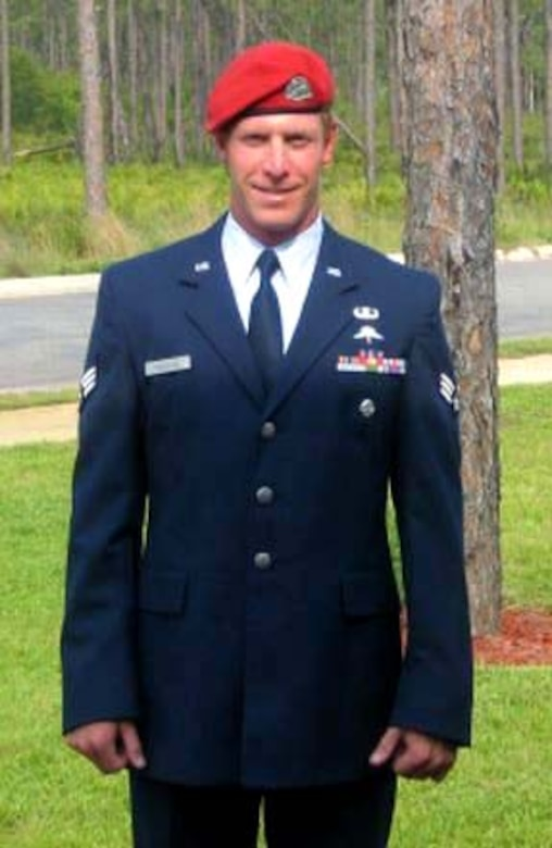Senior Airman Adam Servais was a combat controller assigned to the 23rd Special Tactics Squadron at Hurlburt Field, Fla. He was killed Aug. 19 when his vehicle came under hostile fire in Afghanistan's Uruzgan Province. (Courtesy photo)