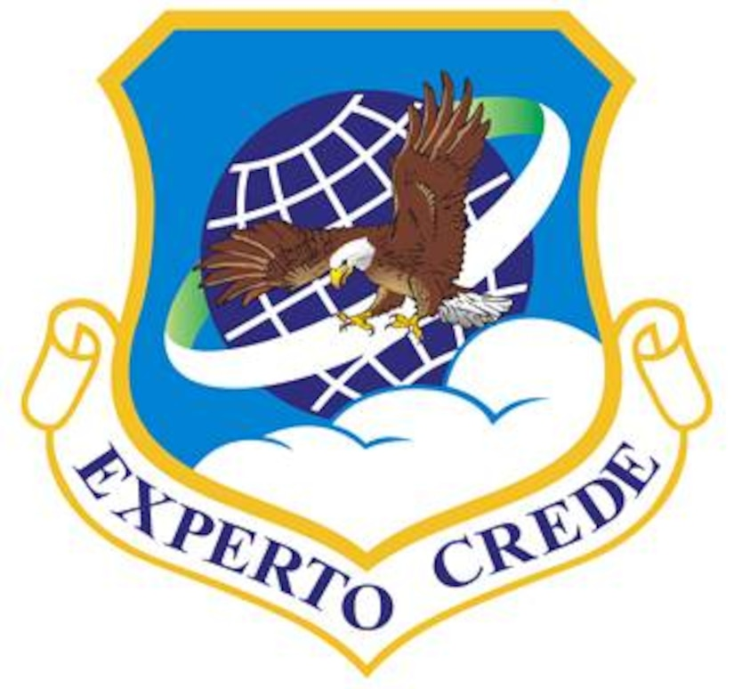 89th Airlift Wing shield (color), U.S. Air Force graphic