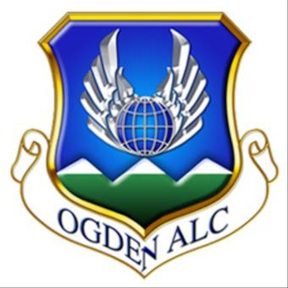 OO-ALC Shield, Air Logistics Center official shield