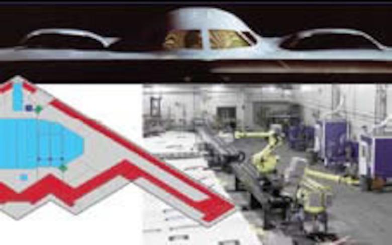 Manufacturing Technology Program Reduces B-2 Bomber Fleet Maintenance Time