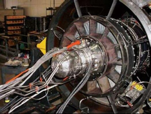 Global Hawk Low-Pressure Turbine-Driven Generator Completes Simulated Altitude Testing