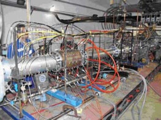 Successful Scramjet Combustor Testing