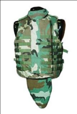AFRL Develops Novel Ceramic-Based Body Armor