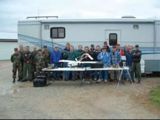 AFRL Successfully Tests small unmanned air vehicles