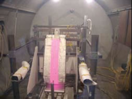 AFRL Successfully Tests Heat-Pipe-Cooled Leading Edges