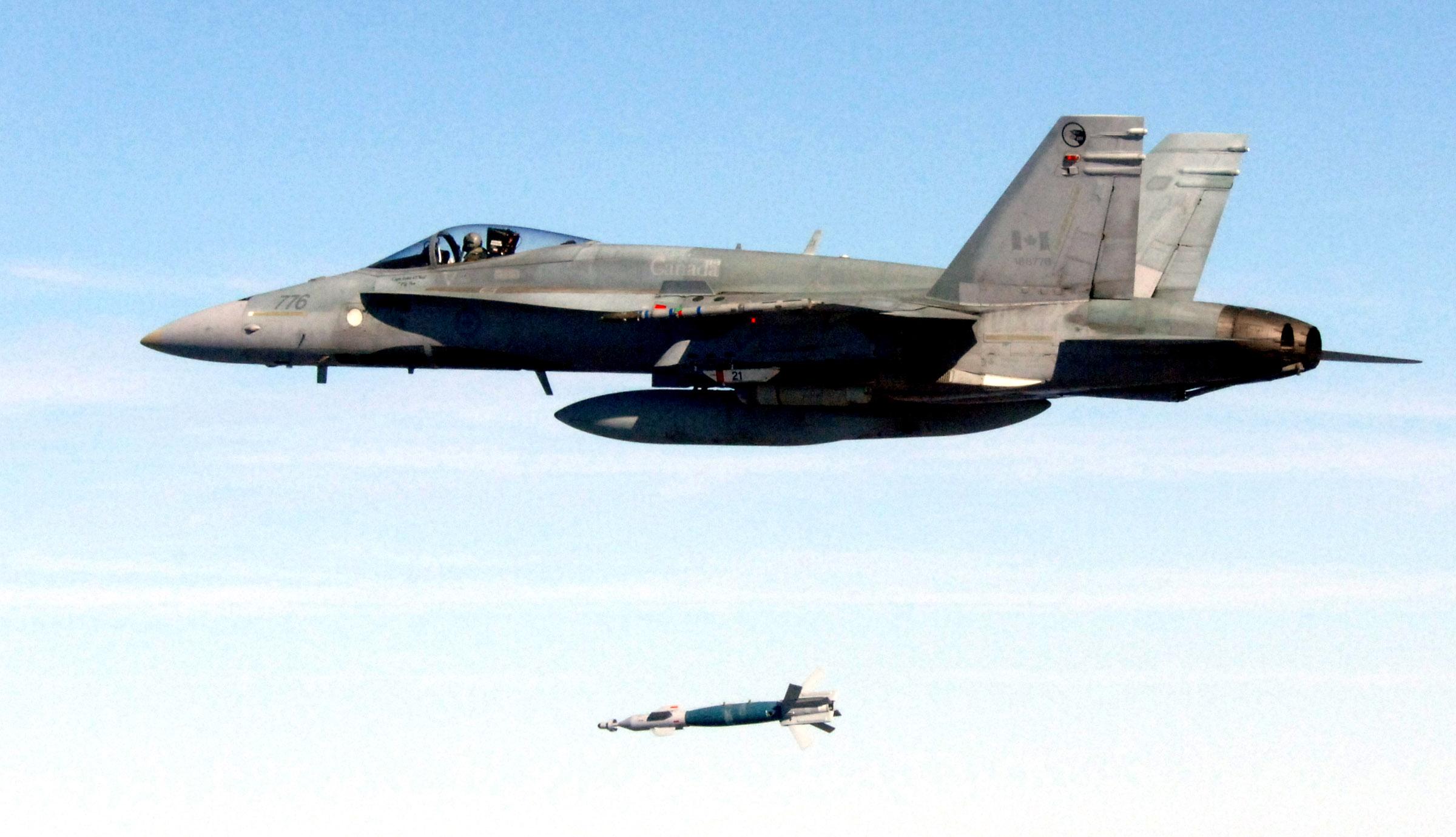 Combat Hammer Tests Air To Ground Bombing Capabilities Gt U