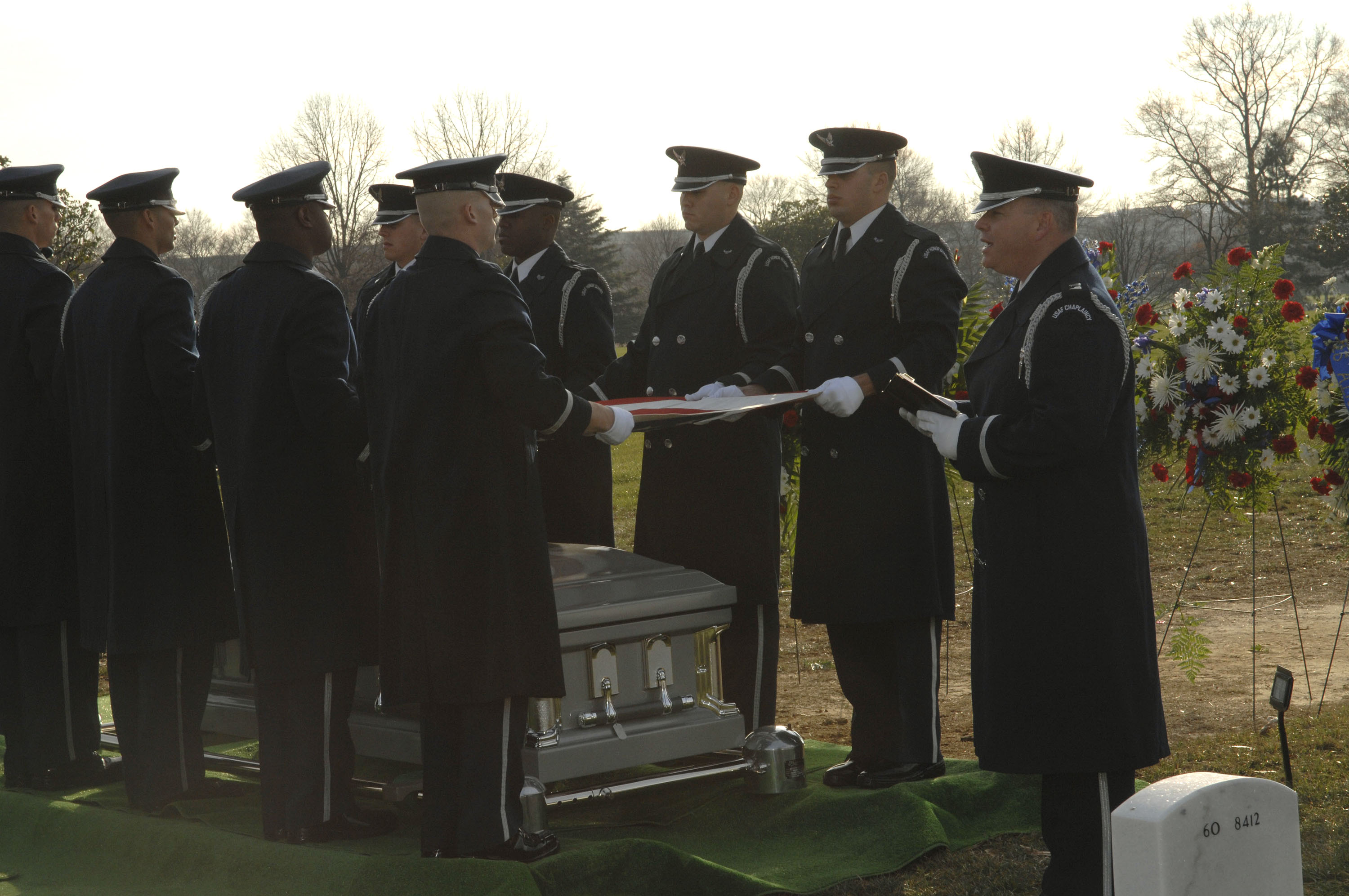 2006 Military Pay Chart: Honor guard lays to rest Airmen killed in Iraq e U.S. Air Force ,Chart