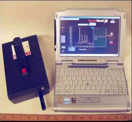 AFRL-Sponsored Technology Enables Surface-Enhanced Raman Detection
