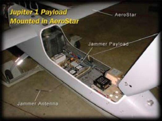 AFRL Successfully Demonstrates Lightweight Modular Support Jammer