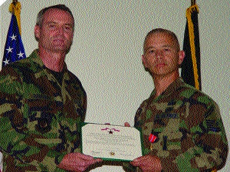 Senior Master Sgt.  Dale Moser