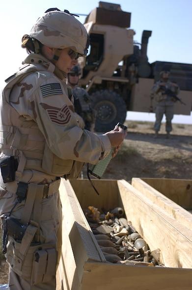 Tech. Sgt.  Jennifer Burch