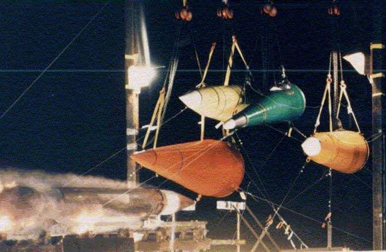 SM-2 Warhead Test