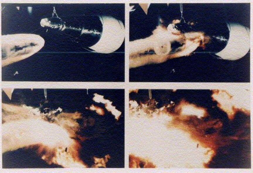 PAC-3 Interceptor Test