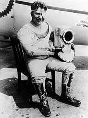 American Aerospace Pioneer, Wiley Hardeman Post