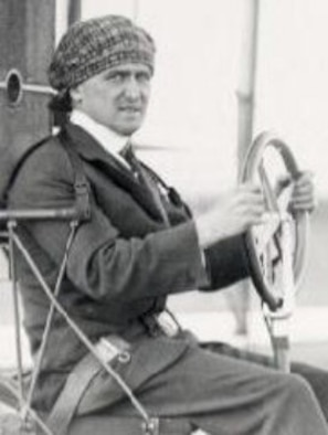 American Aerospace Pioneer, Lincoln Beachey
