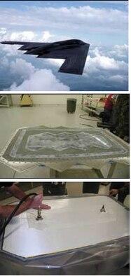 AFRL Team Spearheads Redesign of B-2 Nozzle Bay Doors