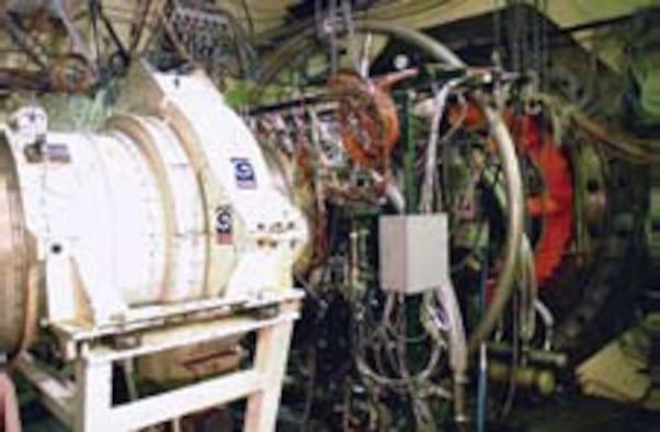 AFRL Commences GE VAATE Core Compressor Testing