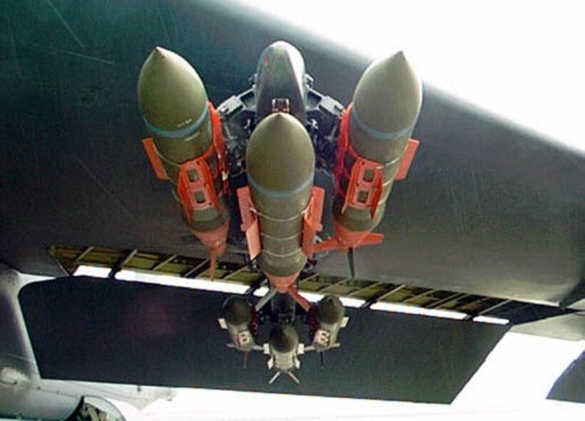 NI раскрыл планы США по модернизации В-52 до супер-бомбардировщика