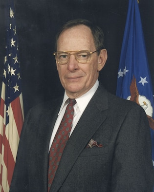 Maj. Gen. (Ret.) Charles D. Metcalf is the director of the National Museum of the United States Air Force. (U.S. Air Force photo)