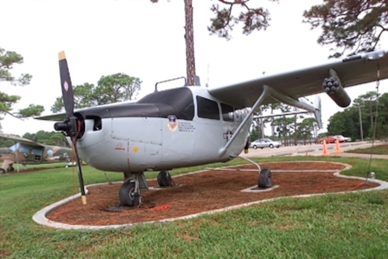 The Air Force bought Cessna O-2 Super Skymaster to replace the aging O-1 Bird Dogs for use in Vietnam as forward air control aircraft. The O-2 evolved from the Cessna Model 336, which was destined to provide twin engine capability for single engine qualified pilots. A major difficulty in going to two engines was symmetric handling, which is controlling the aircraft at low speed and altitude with one engine shutting down.