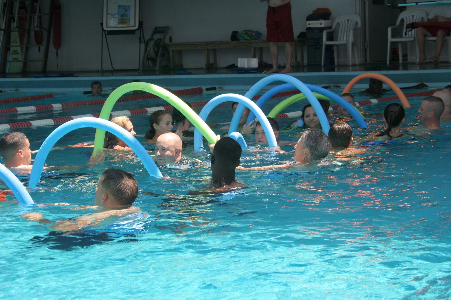 Syracuse N Y Native Rehabilitates Through Water