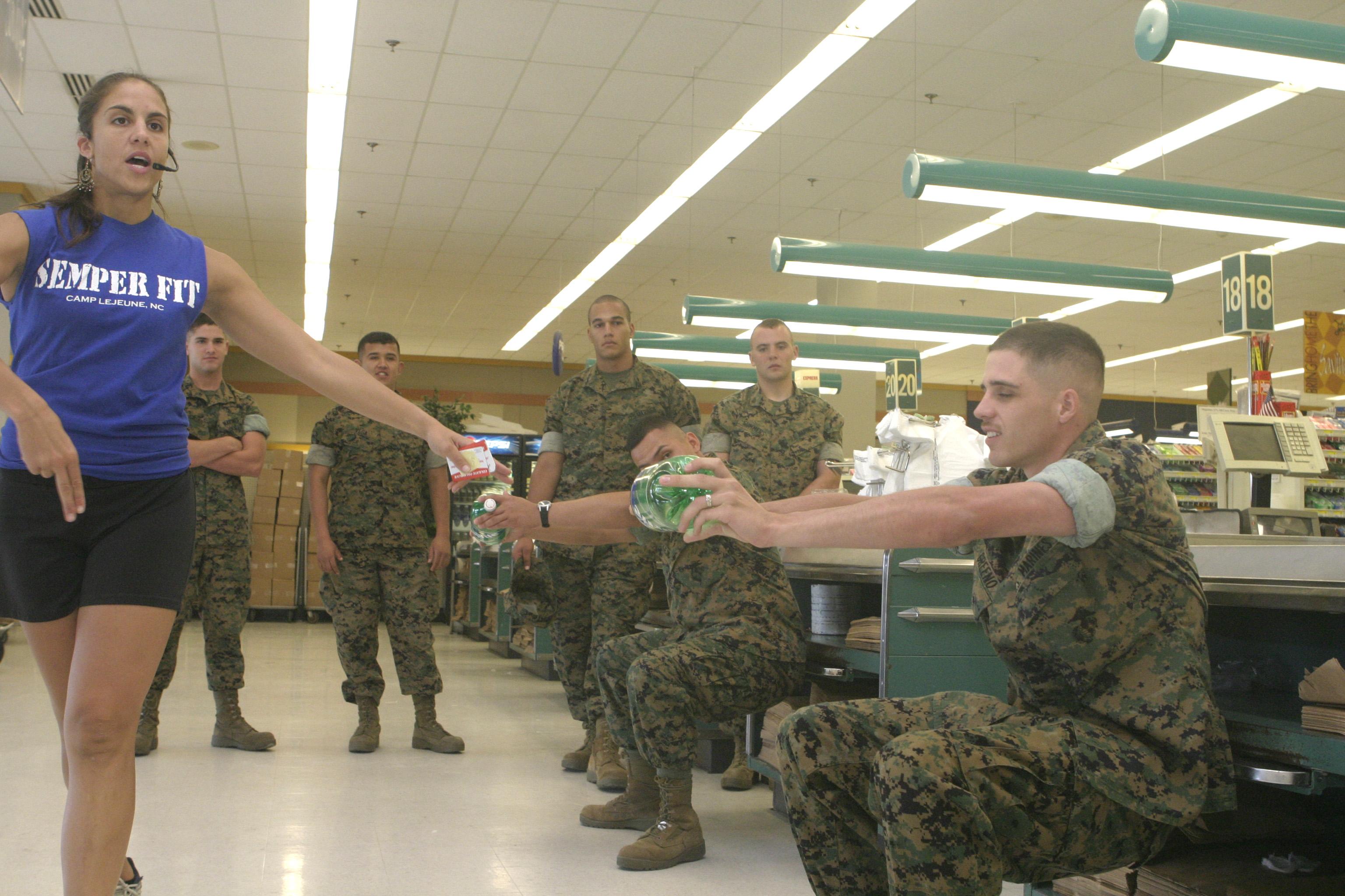 Marine dating service