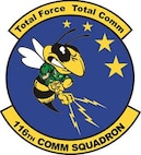 116th Communications Squadron patch
