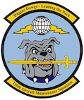 116th Aircraft Maintenance Squadron patch