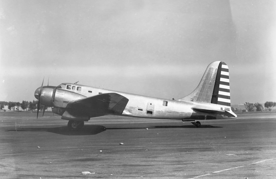 Douglas B-23. (U.S. Air Force photo)