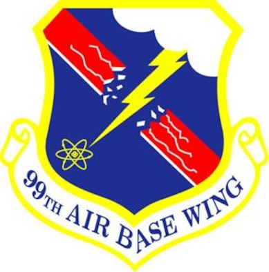 99th Air Base Wing patch design