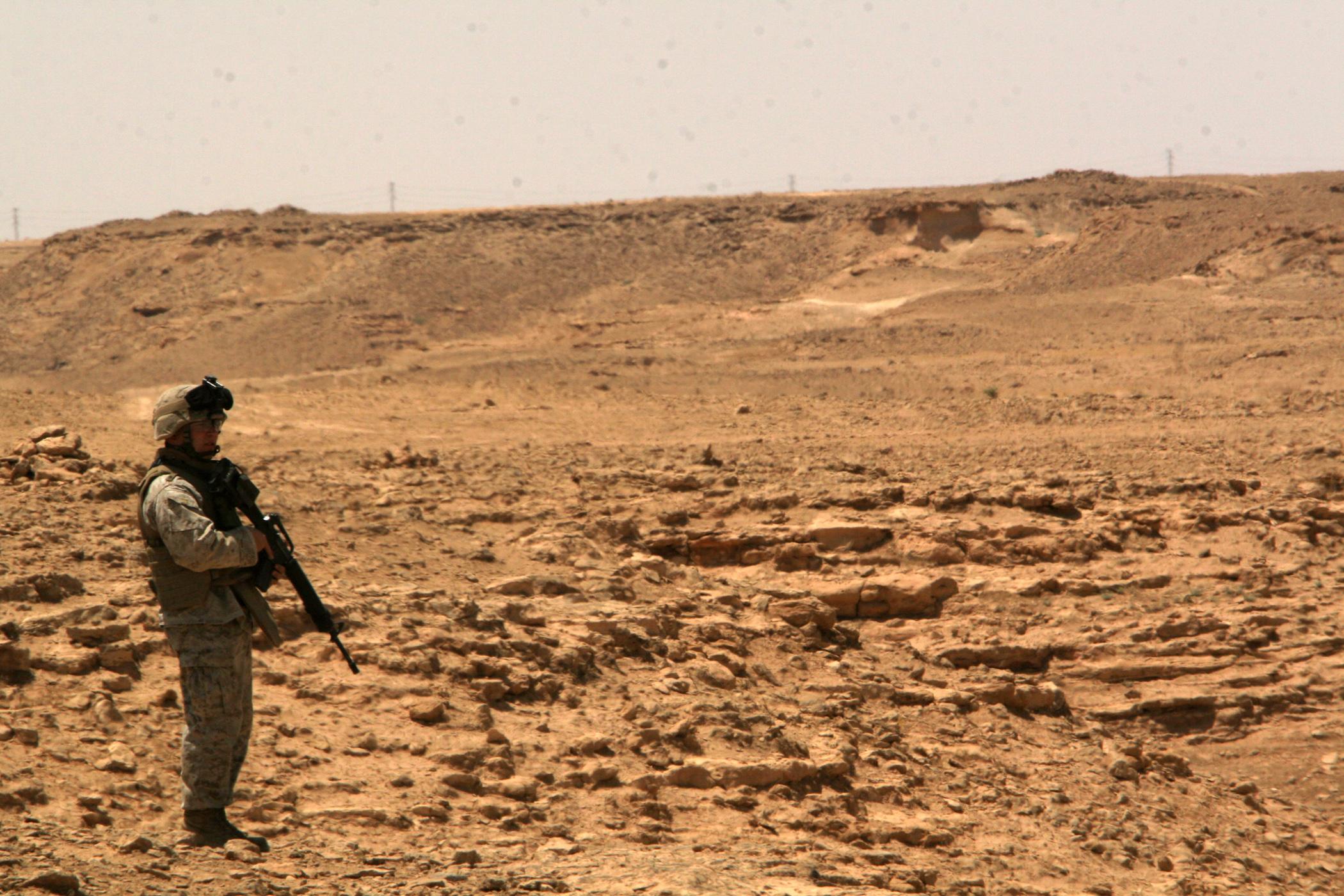Hope In Iraq >> Iraq Desert Landscape   www.imgkid.com - The Image Kid Has It!