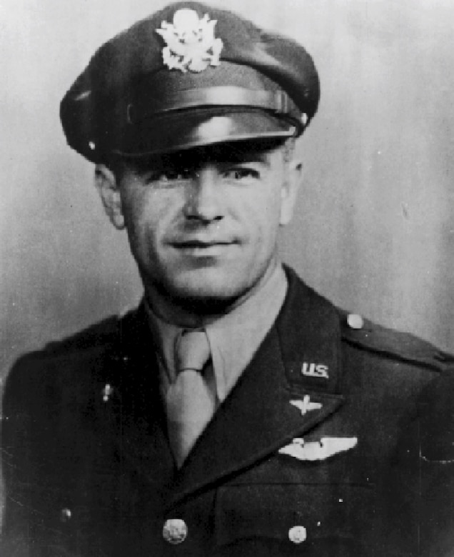 Lt. William Harrell Nellis, the official namesake of Nellis AFB, Nev.