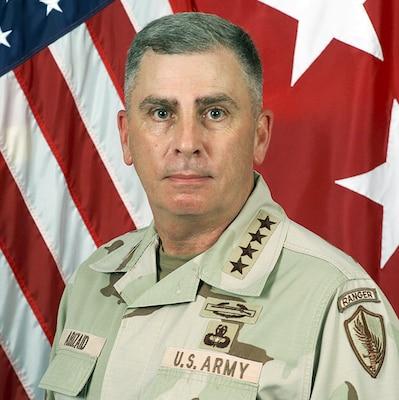 Former Commander, U.S. Central Command