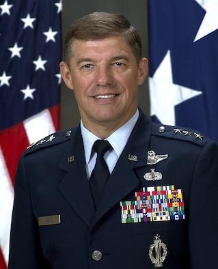 Lt. Gen. Dan Leaf, Air Force Space Command vice commander