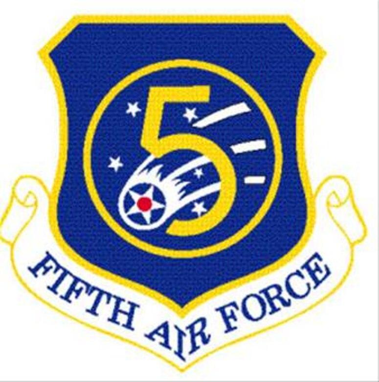 5th Air Force Shield