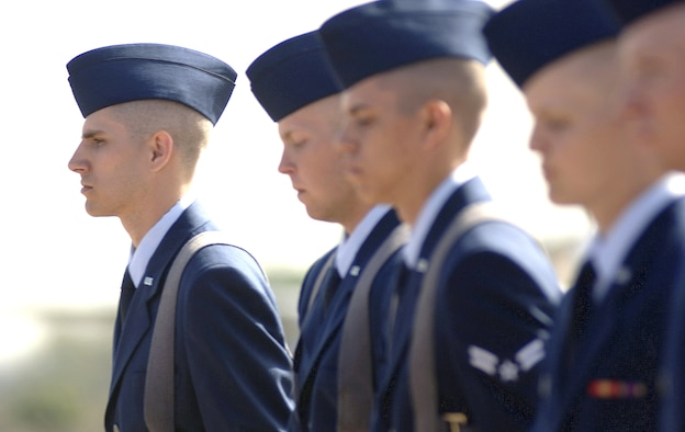 Chief reviews son's graduation > U.S. Air Force > Article ...