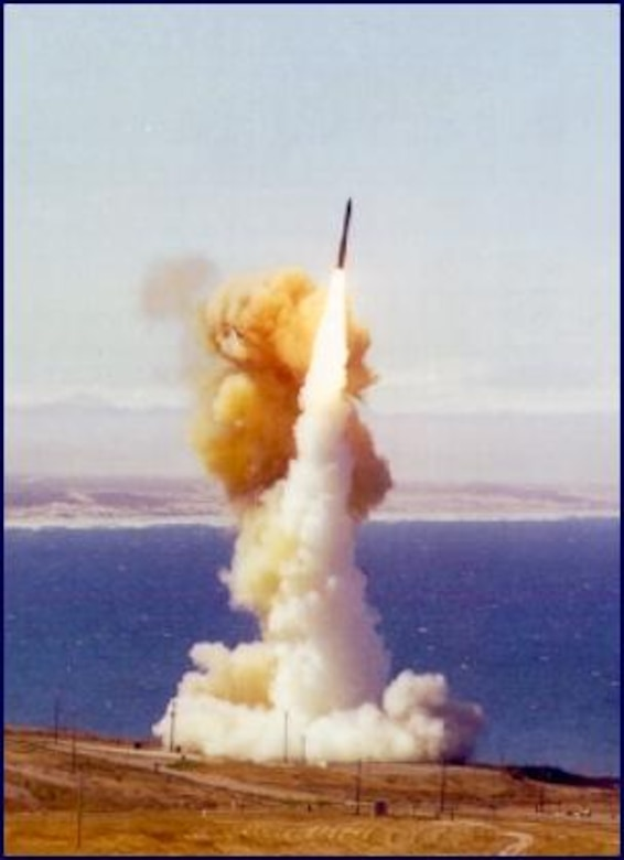 LGM-30G Minuteman III > U S  Air Force > Fact Sheet Display