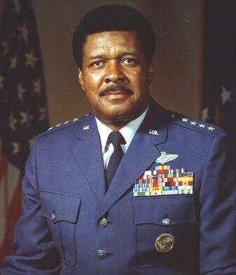 GENERAL DANIEL JAMES JR. > U.S. Air Force > Biography Display